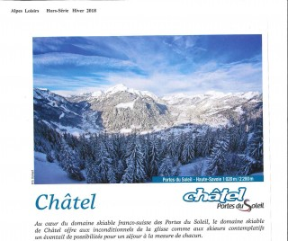 Alpes Loisirs - Hors Série - Hiver 2018