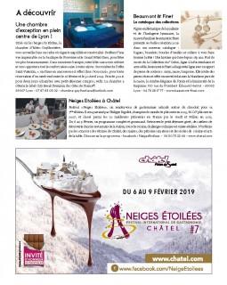 Neige Etoilées - Marie Claire Février 2019