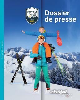 Dossier de presse Châtel hiver 2019.2020