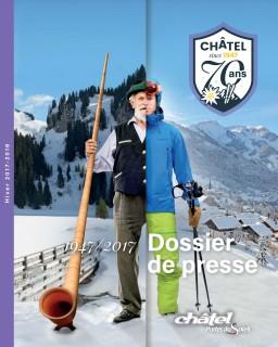 Dossier de presse de Châtel, hiver 2017.2018