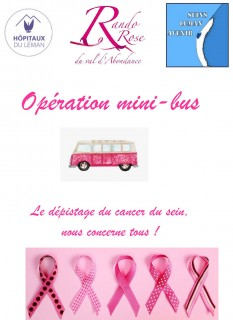 Opération mini-bus