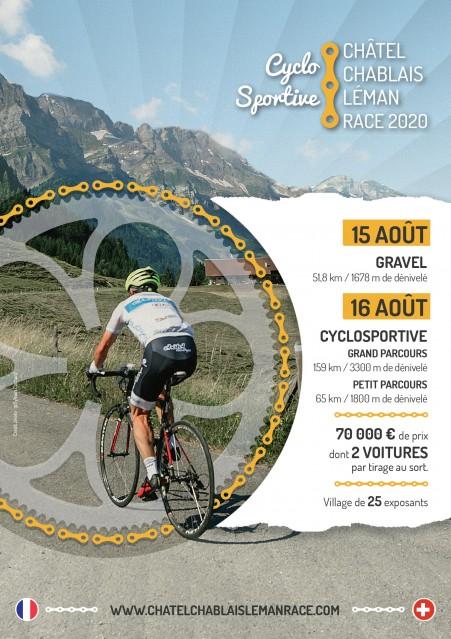 Dossier de presse Châtel Chablais Léman Race 2020