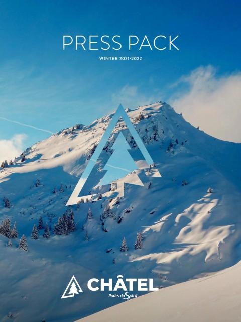 Press Pack Châtel winter 2021.2022