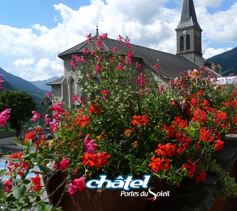 Embellissement village de Châtel