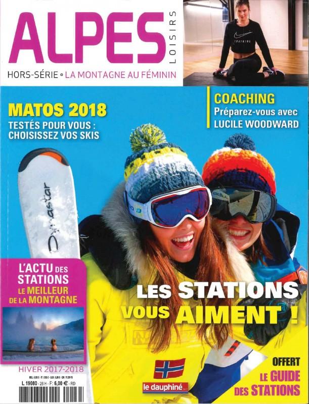 Alpes Loisirs - Montagne au Féminin - Hiver 2018