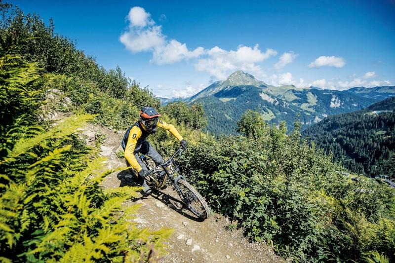 Bike Park Châtel