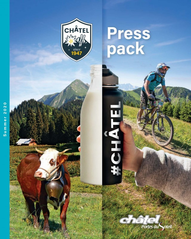 Châtel press file summer 2020