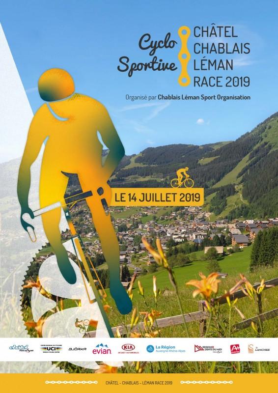 Dossier de presse Châtel Chablais Léman Race 2019