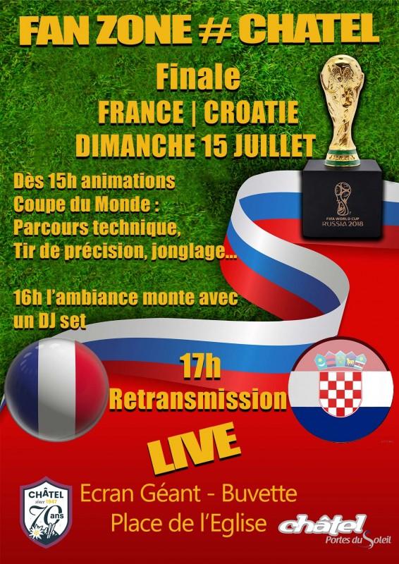Finale France | Croatie