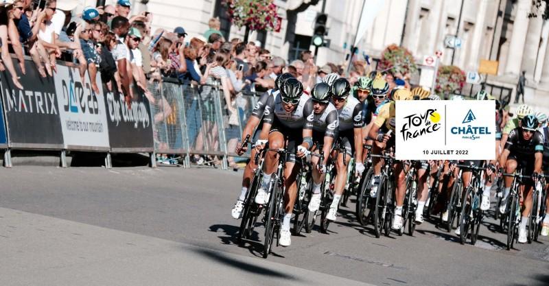 Tour de France à Châtel