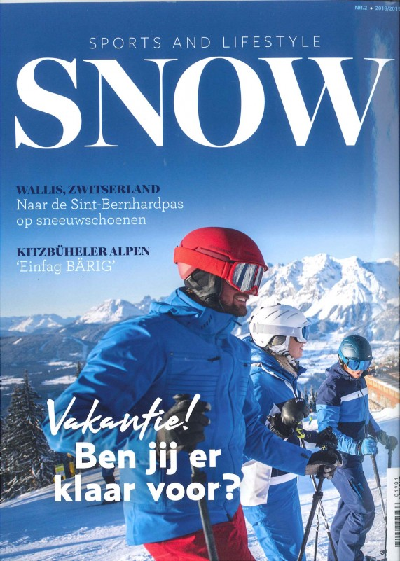 Snow magazine NL
