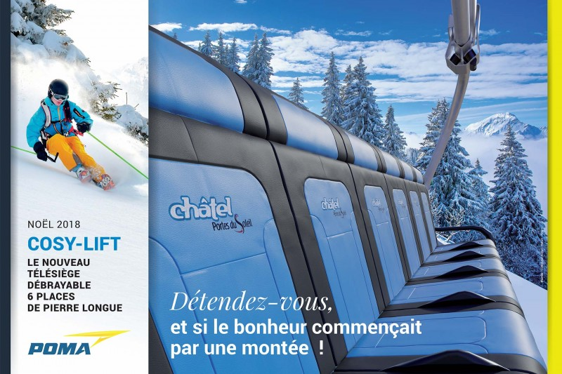New Pierre-Longue chairlift