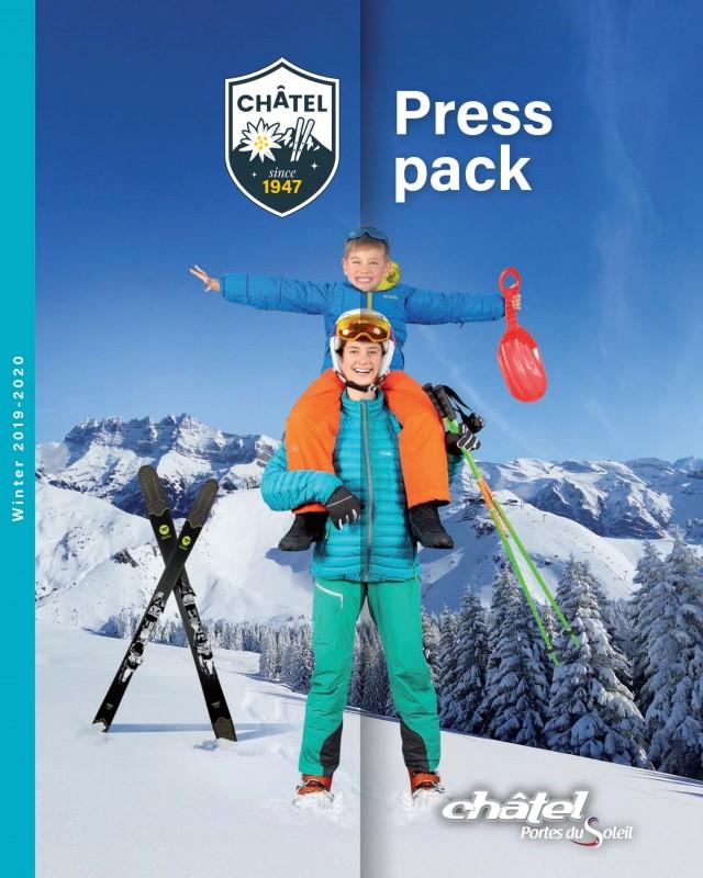 Press pack Châtel winter 2019.2020