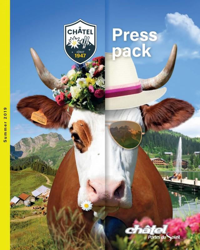 Press pack summer 2019