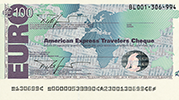 Traveller's cheque