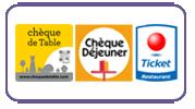 Titres restaurant (vouchers)