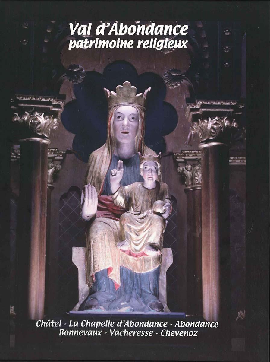 Val d'Abondance, patrimoine religieux
