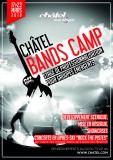 Affiche Bands Camp
