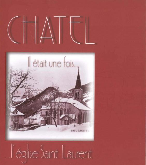 Châtel, l'église Saint Laurent