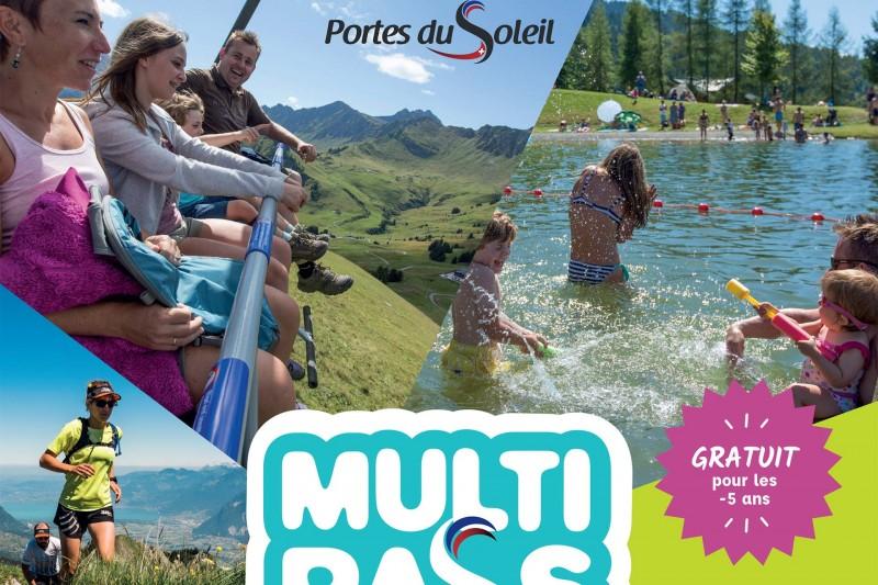 Le Multi Pass, carte multi-activités