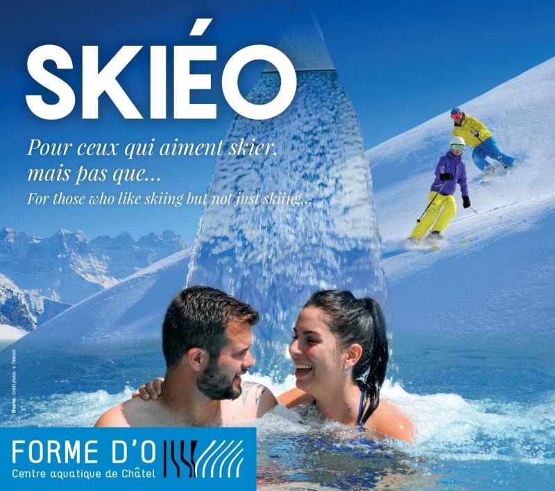 Forfait Skiéo
